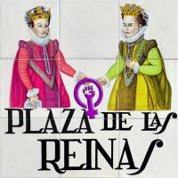 Plaza de las Reinas en las salas Fulanita de Tal & Sala Vesta