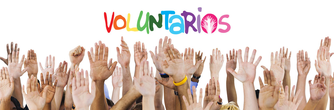 voluntarios Volunteers - Madrid Pride 2018